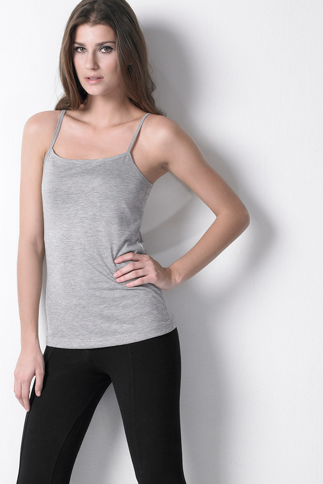 Camisole Heather Grey