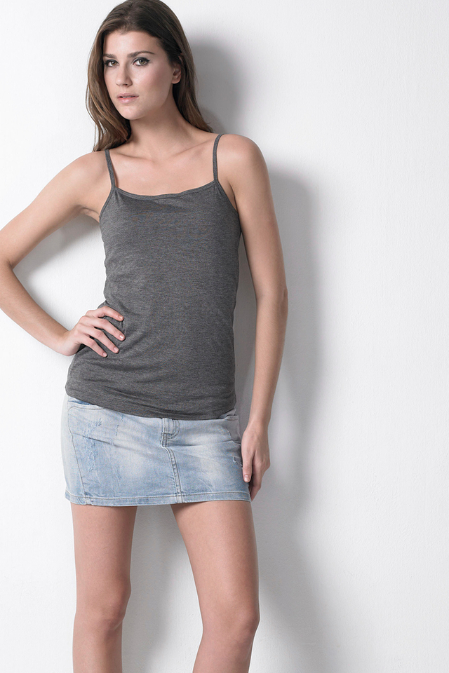 Camisole Charcoal