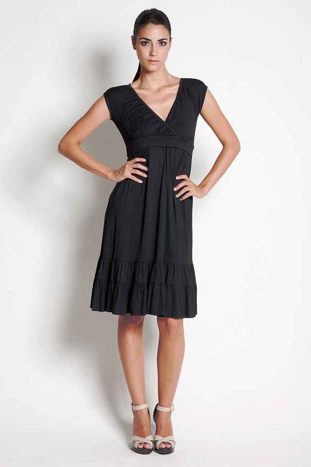 9th Street Dress Black