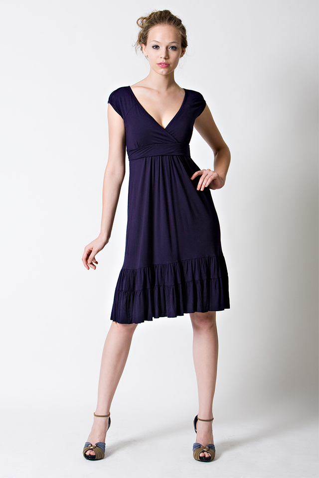 9th Street Dress Navy