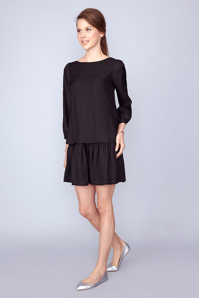 Cindy Dress Black