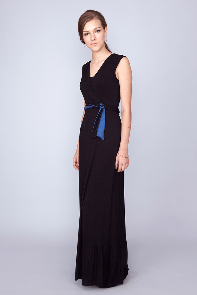 Billie Maxi Dress Black