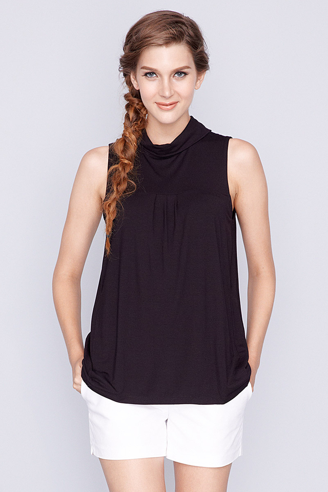 Trudy Top Black