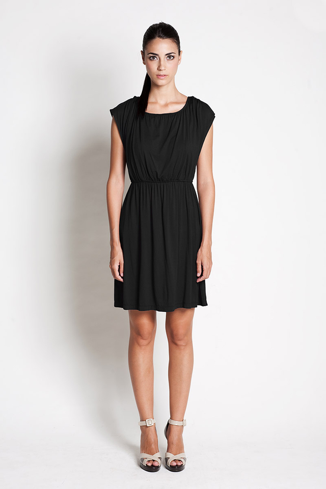 Noir Dress Black