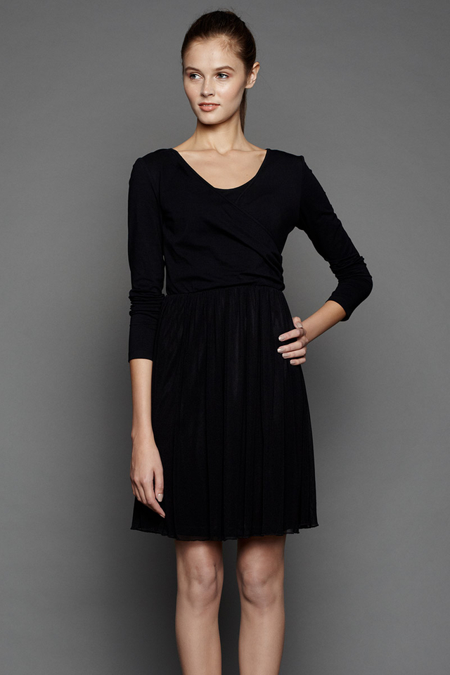 Mara Dress Black