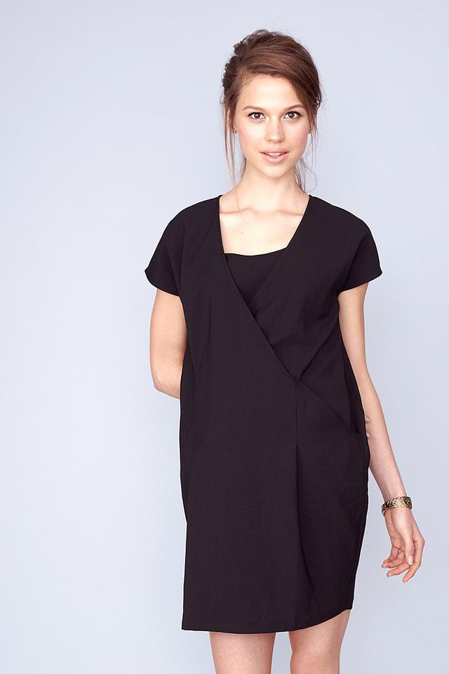 Nina Dress Black